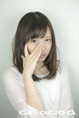 撮影 濃い目の髪色って良いですよね(^-^)