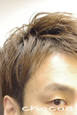髪の毛切ってもらいました&スパイキーグリースを試す