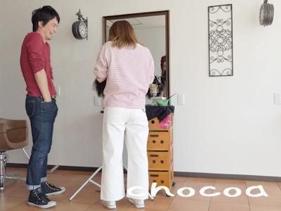 瀬尾さん(セヌゥ)の技術チェック等もしております!