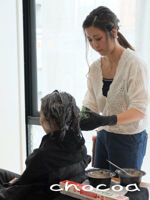 カラーモデルと毛束実験で効率よく学ぶ