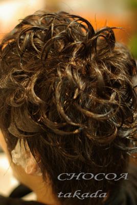 摂津市 千里丘 美容室 美容師 スタイリスト 月曜日営業 泡パーマ 実験 結果 初心者