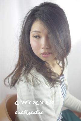 撮影 モデルさん ウザ系前髪 ポートレート 柔らかい光