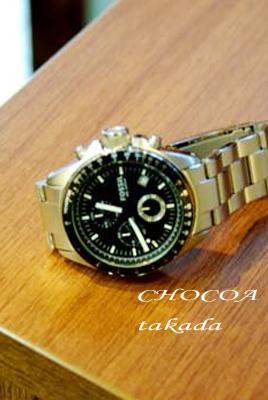 産まれた日 誕生日 腕時計 プレゼント 相方