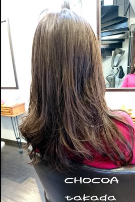 髪の毛 キレイ 手入れ 気持ち 心 ケア 元気 貢献 仕事 リタッチ カラー アッシュ バイオレット