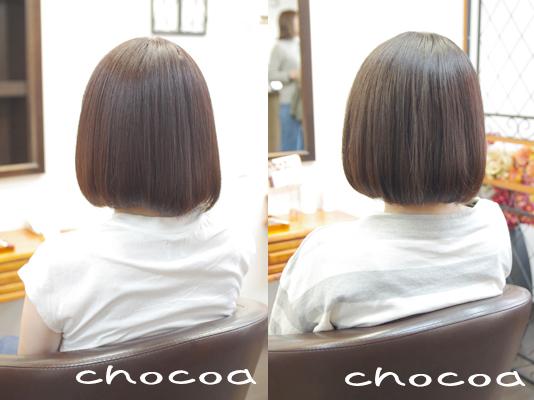 このような髪色の変化なら、経験していない色味にチャレンジしてみようかなぁって思いませんか?